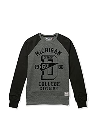 Varsity Team Players Sweatshirt Go Detroit Crew