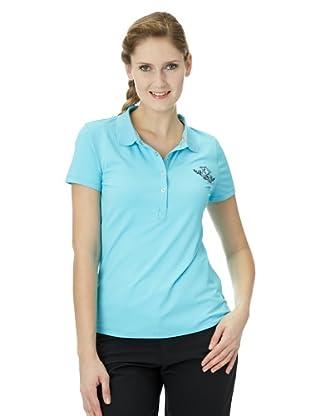Luhta Polo Shirt Eini (himmelblau)