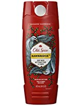 Old Spice Wild Collection Hawkridge Scent Body Wash, 16 Fluid Ounce