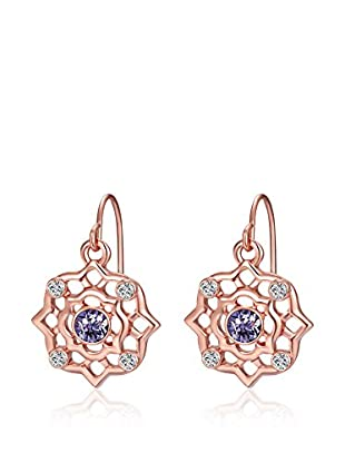 Lilly & Chloe Ohrstecker Made with Swarovski® Elements rosévergoldet