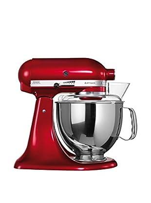 KitchenAid Küchenmaschine Ksm150Pseca rot