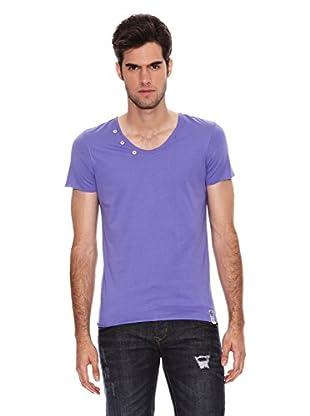 Six Valves Camiseta Manga Corta (Lila)