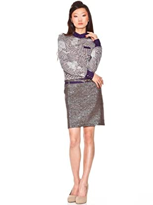 Custo Barcelona Kleid Resh (Grau)