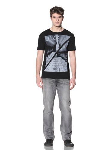 MG Black Label Men's Chicago T-Shirt (Black)