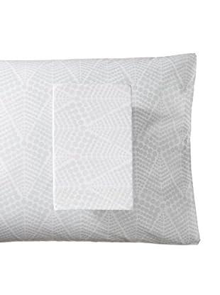 Anne de Solène Flocon Set of 2 Pillowcases