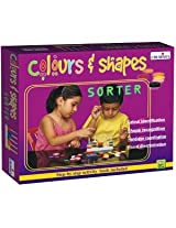 Creative's Colour & Shapes Sorter 0698