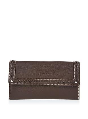 Braun Büffel Portemonnaie (Braun)