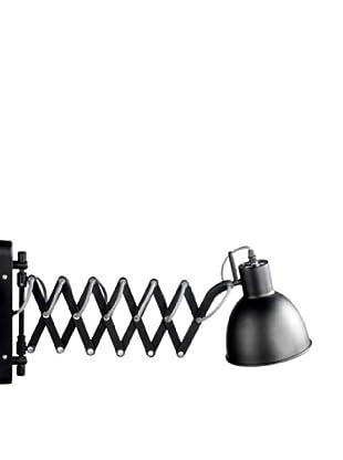 Lámpara de diseño Aplique Acordeón níquel satinado