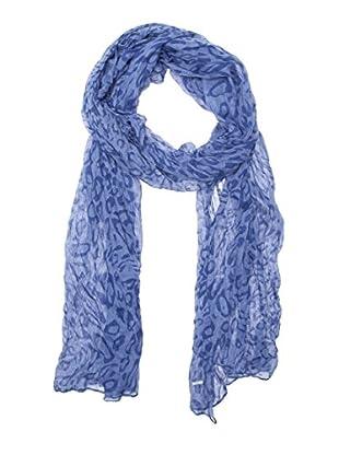 Pepe Jeans London Foulard New Maxi Scarf (Azul Claro)