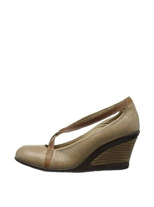 Fly London Zapatos Wakulla (Beige / Camel)