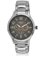 Tw000t307 Silver/Grey Analog Watch Timex