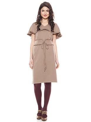 La Casita de Wendy Vestido Capita (marrón)