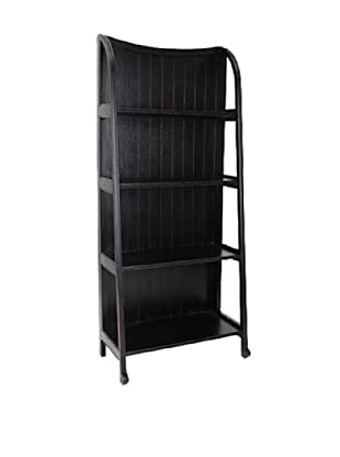 Charleston Display Stand, Antique Black