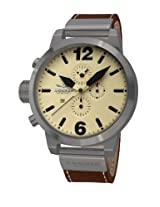 Haemmer Chronograph Beige Dial Men's watch-I HC-32