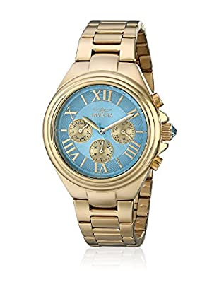 Invicta Watch Reloj con movimiento cuarzo suizo Woman 18750 40 mm