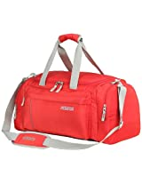 American Tourister X Bag Casual 2 Nylon 55Cms Red Travel Duffle (40X (0) 00 008) Small Luggage