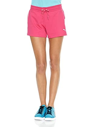 Puma Short Sweat (Rosa)