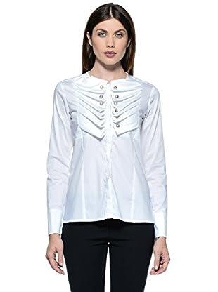 Annarita N Camisa Larga (Blanco)