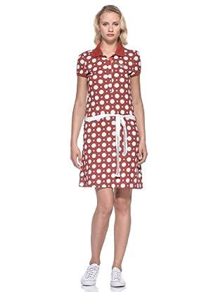 Vestido Donatella (Rojo)