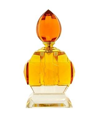 Crystal Perfume Bottle (White)