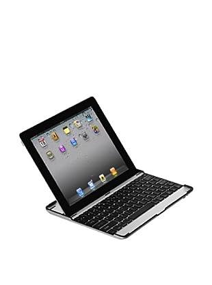 Beja Práctico teclado QWERTY inalámbrico para iPad 2/3