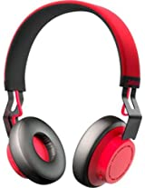 Jabra Move Wireless Bluetooth Stereo Headphones (Red)
