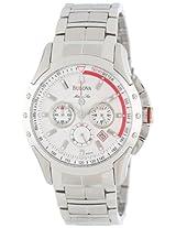 Bulova Mens 96B013 Marine Star Chronograph Watch