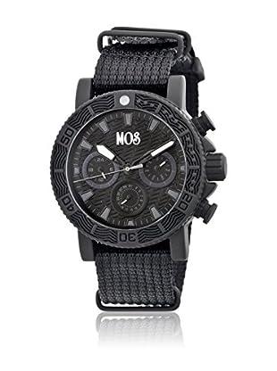 Mos Reloj con movimiento cuarzo japonés Mossp106 Negro 45  mm