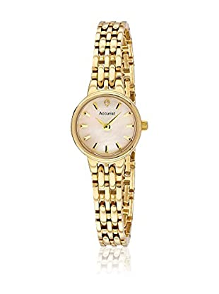 Accurist Reloj de cuarzo Unisex LB1405P 20 mm