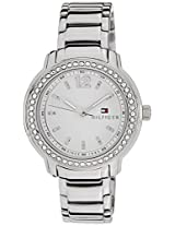 Tommy Hilfiger Analog Silver Dial Women's Watch - TH1781469J