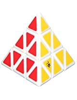 DaYan Pyraminx Puzzle Cube White New launch from DaYan