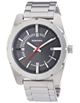 Diesel Chronograph Grey Dial Men's Watch - DZ1595