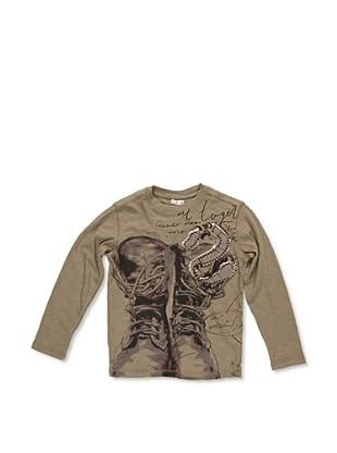 Desigual Camiseta Burrasco (Topo)