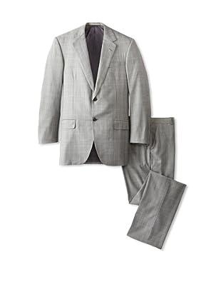 Oxxford Men's Suit (Grey)