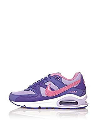 Nike Zapatillas Air Max Command (Gs) (Morado / Rosa)