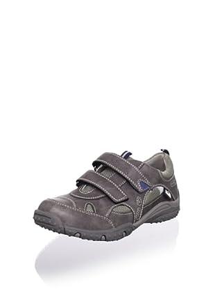 Venettini Kid's Dice Sneaker (Grey)