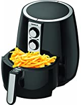 Havells Prolife Plus 4-Litre 1230-Watt Air Fryer (Black)