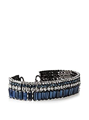 Stella & Ruby Montana Stacked Baguette Bracelet
