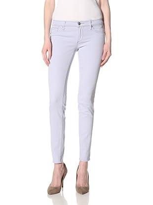 Driftwood Women's Skinny Jean (Lilac Overdye)