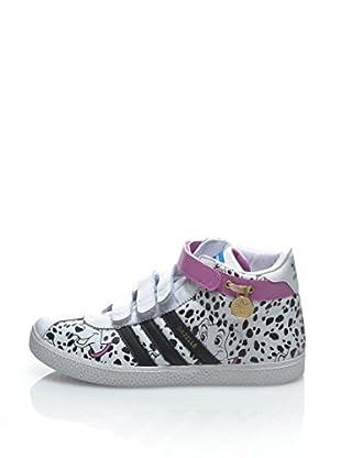 adidas Hightop Sneaker Gazelle 101 Mid K