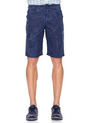 Pepe Jeans London Bermudas Tolat (Azul Índigo)