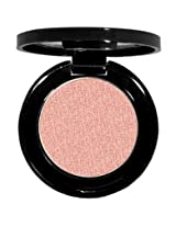 Mineral Eyeshadow Single Compact In Pink With A Hint Of Coral In The Shade Peach Topaz In A Crease Proof Soft Naturally Radiant Shimmering Finish