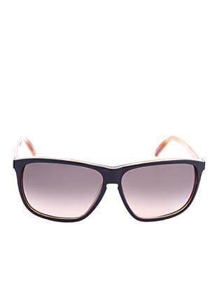 Tommy Hilfiger Sonnenbrille schwarz / weiß / gold