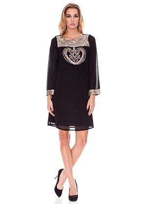 Tonalá Vestido Petunia (negro)