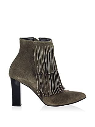 Joana & Paola Ankle Boot Jp-Gn-289Ol