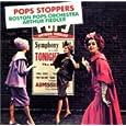 ジェラシー&ペルシアの市場にて~ポップス・ストッパーズ ボストン・ポップス管弦楽団 (演奏者)、クリップス(アルフレッド)、ボストン・ポップス管弦楽団 フィードラー(アーサー)、フィードラー(アーサー)他 (CD2001)