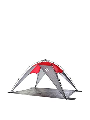 Guro Outdoor Horizon Sun & Wind Shelter (Red/Grey)