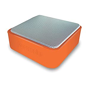 Portronics Cubix POR 137 Portable Wired Speaker (Yellow)