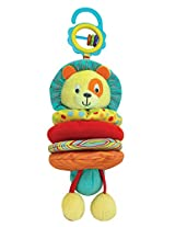 Winfun Caesar the Lion Musical Vibrator, Multi Color