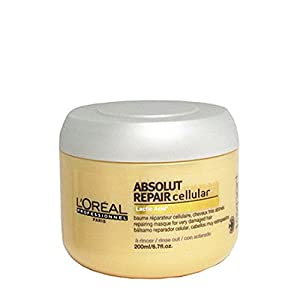 L'Oreal Professionnel Serie Expert Absolut Repair Cellular Repairing Masque for Very Damaged Hair - 200ml